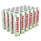 Tenergy AA Rechargeable NIMH Battery 2000mAh Pre-charged Household Battery Low Self Discharge High Performance AA Battery Pack for Remote Controller/Toys/Mice (24 PCS)