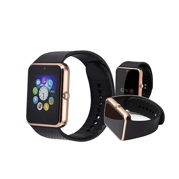 diseño atemporal 9a475 eb15d FidgetFidget - Reloj Inteligente con Bluetooth para Samsung ...