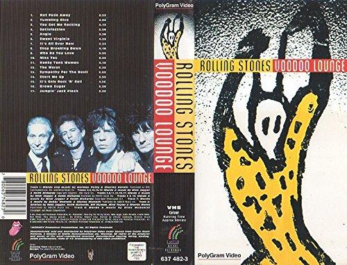 Rolling Stones: Voodoo Lounge [VHS]