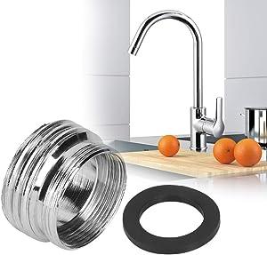 Kitchen Faucet Diverter Valve, Faucet Adapter Kitchen Sink to Garden Hose Adapter