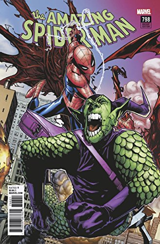 Amazing Spider-man (2015) #798 VF/NM Humberto Ramos Connecting Variant Cover