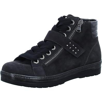 on sale 07e58 b3e84 Semler Damen Ruby Biker Boots