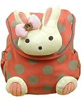 Junboon 3d Animal Rabbit Anti-lost Baby Backpack Toddler Kids School Bag