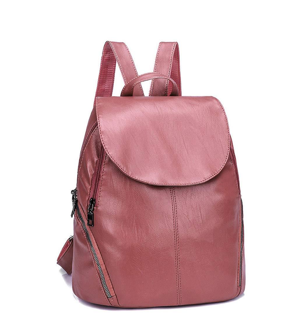 DEERWORD Mujer Bolsos mochila Bolsas escolares Bolsos bandolera Shoppers y bolsos de hombro Cuero de PU Gris: Amazon.es: Equipaje