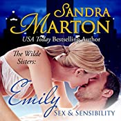 Emily: Sex and Sensibility, The Wilde Sisters, Book 1 | Sandra Marton