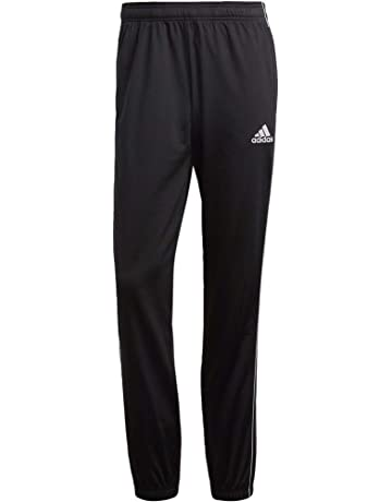 Pantalon AS Monaco Squad Noir Junior | Boutique 100% Sport