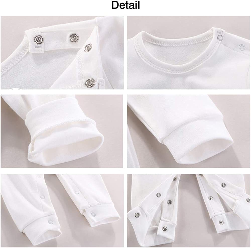 Gourmet Sushi Element Vector Baby Boys Girls Long Sleeve Baby Onesie Baby Romper