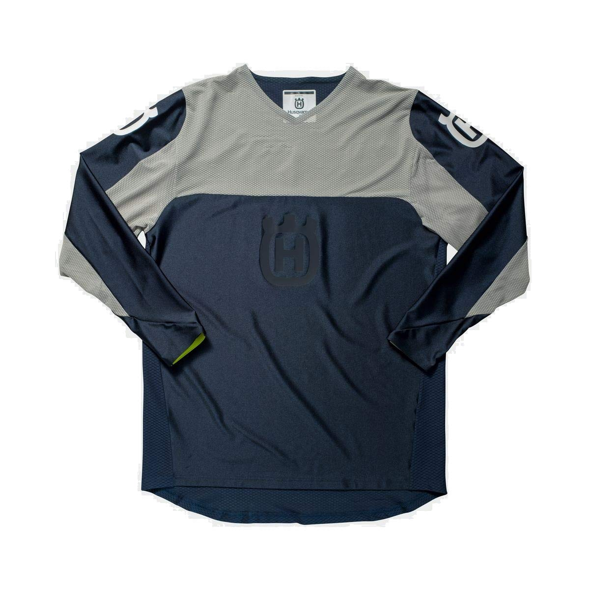 Husqvarna Railed Jersey (XXL, Blue)