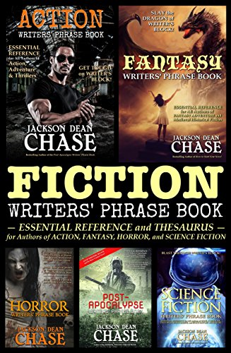 Fiction Writers Phrase Book Essential ebook