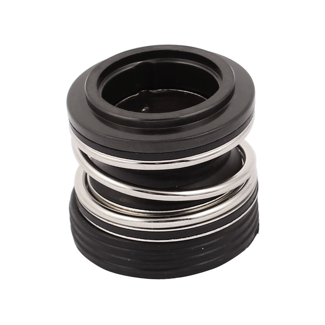 uxcell 18mm Inner Dia Single Spring Rubber Bellow Water Pump Industrial Mechanical Seal