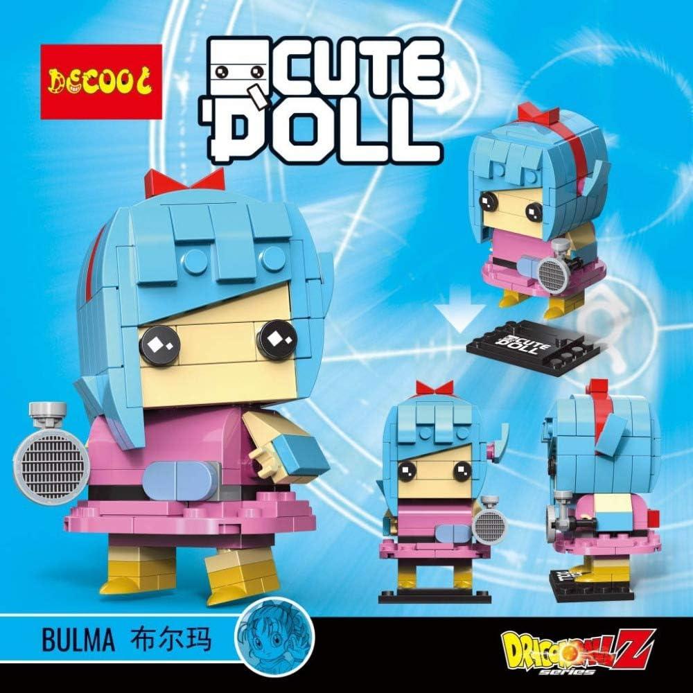 MSC Toy Figura de Bulma Dragonball Dragon Ball Puzzle Juego ...