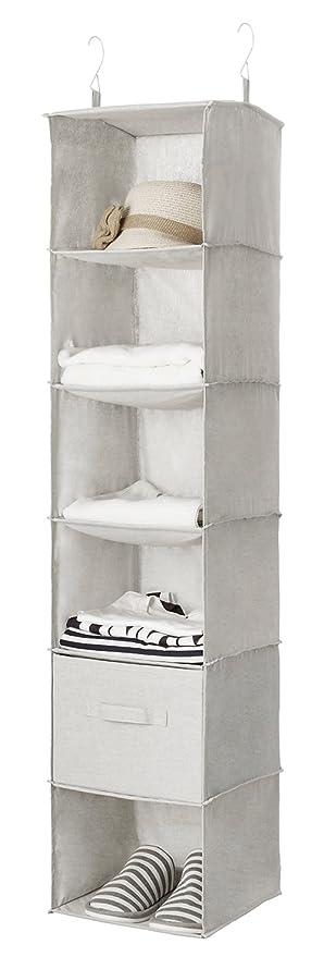 Maison Blanc Mini Filet Rectangulaire Rangement Etagere De