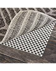 Grip Master 2X Extra Thick Area Rug Cushioned Gripper Pad for Hardwood + Hard Surface Floors, Many Sizes, Maximum Gripper and Cushion for Under Rugs, Premium Protection Pads, Rectangular