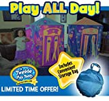 AS SEEN ON TV Twinkle Play Tents, the magical play tents that light up with sound and music! NEW!!