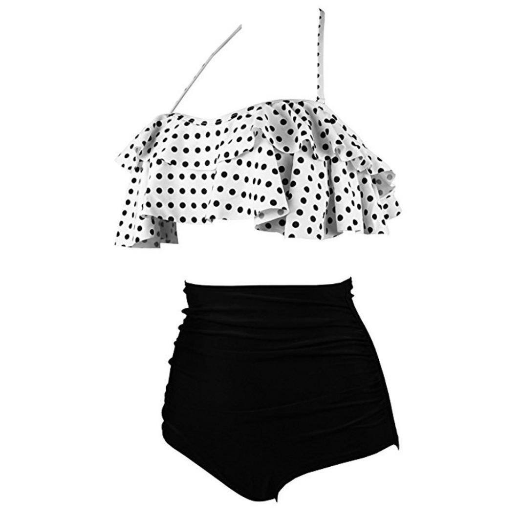 安いそれに目立つ Ladysdress-Swimwear SWIMWEAR B07FHYSHKY レディース Small SWIMWEAR ホワイト レディース B07FHYSHKY, 平田椅子製作所:58d08138 --- outdev.net