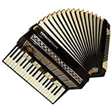 Royal Standard Silvana, 96 Bass, 15 Registers, Rare German Piano Accordion, 706, Used, Refurbished, Keyboard Accordian For Sale
