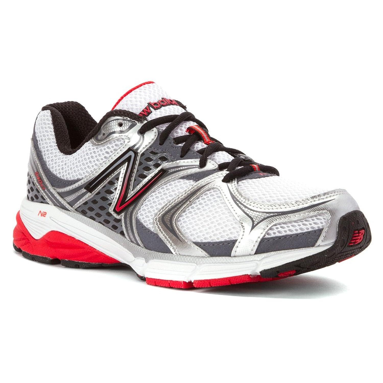940v2 Nuevo Equilibrio Para Hombre De Acero / Rojo Velocidad E54ogcr