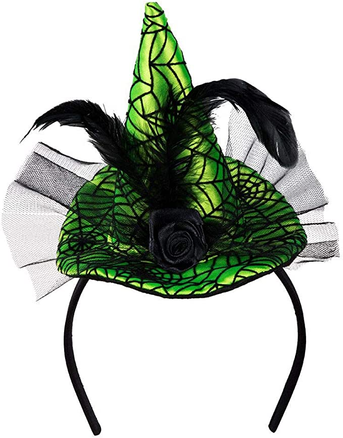 Boland 00810/Diadema con Sombrero Bruja Spindra Otros Juguetes