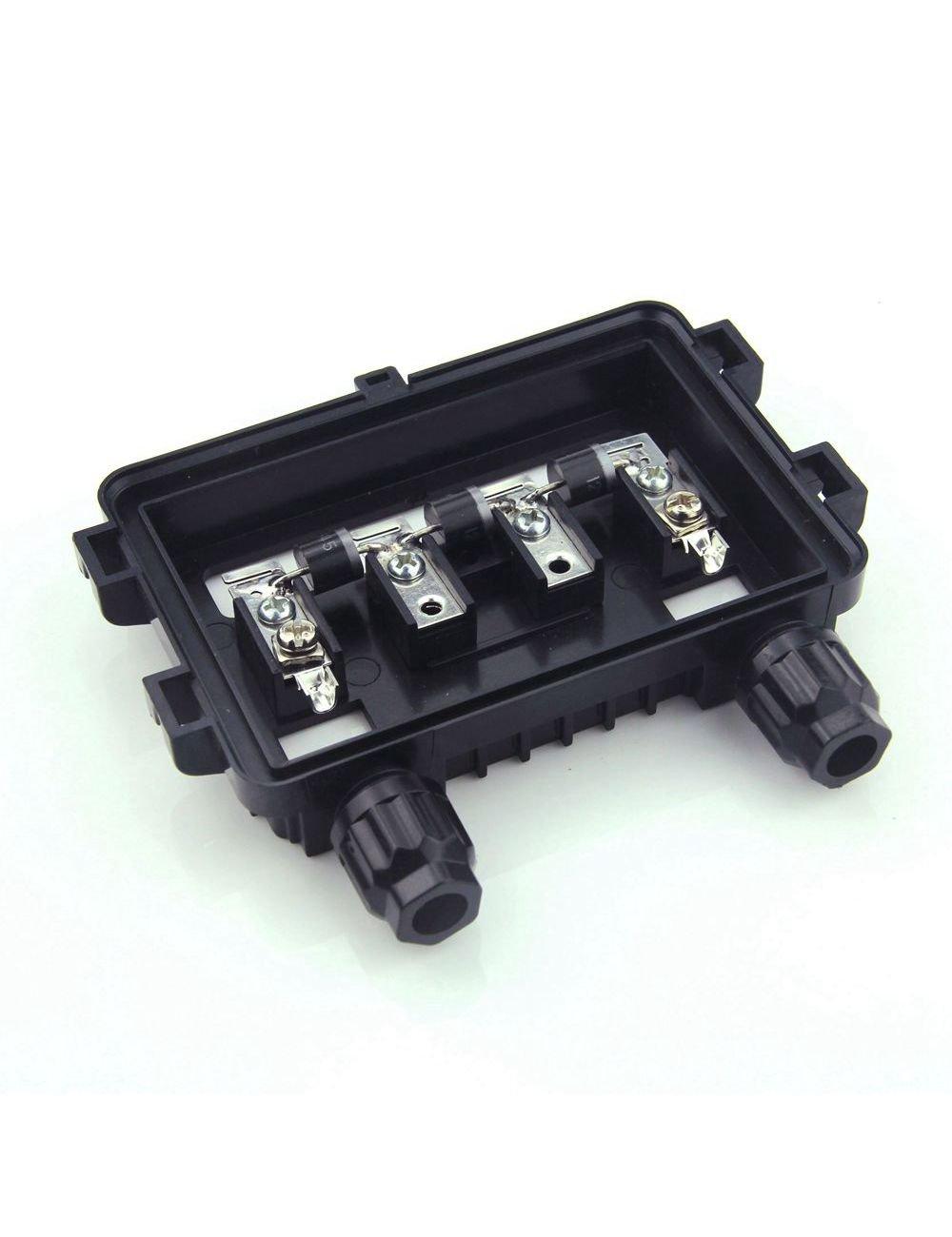 Vikocell 8.5A caja de conexió n solar de 100W-180W caja de conexió n de IP65 PV con 3 diodos
