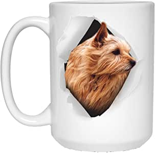 Amazon.com: Funny Norwich Terrier Red Gifts For Men Women