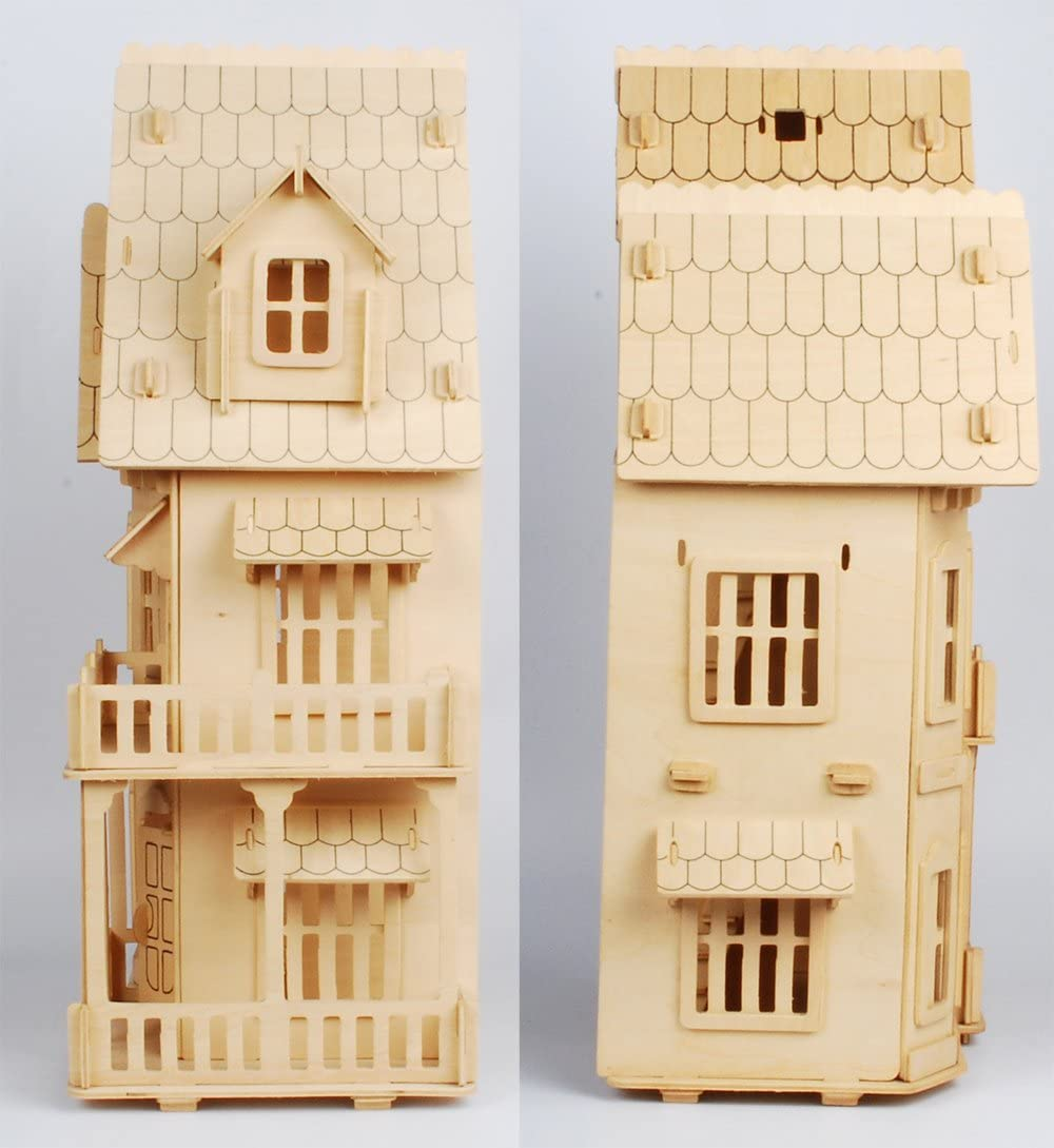 6x 1:12 Wooden Dolls House Miniature Books Colourful for Dolls House U2L4 Room Deco G8W9