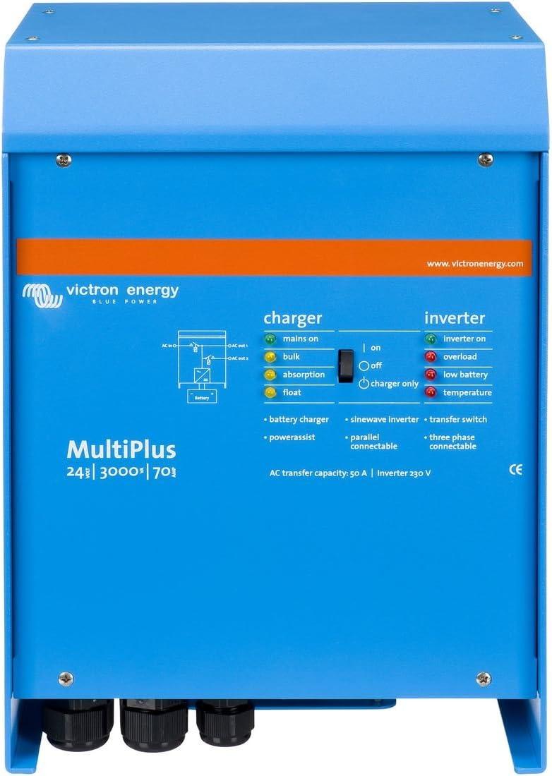 Victron Energy MultiPlus 24//5000//120-100 230V VE.Bus Inverter//Charger