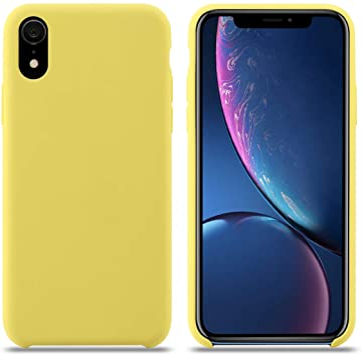 Funda Silicona iPhone XR - Alta Calidad