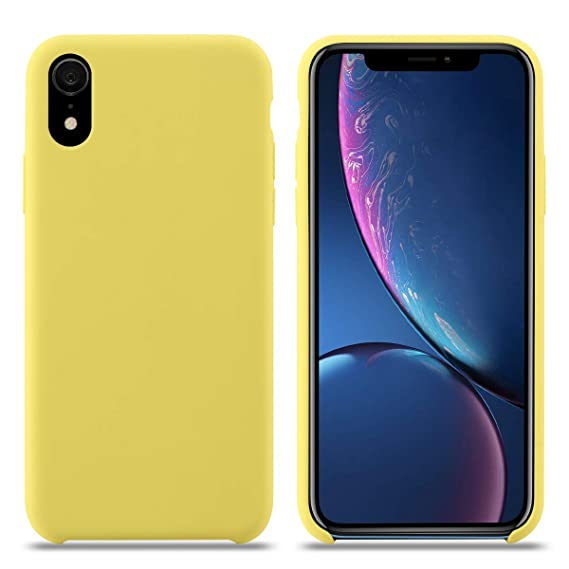 diaclara iphone xr case silicone