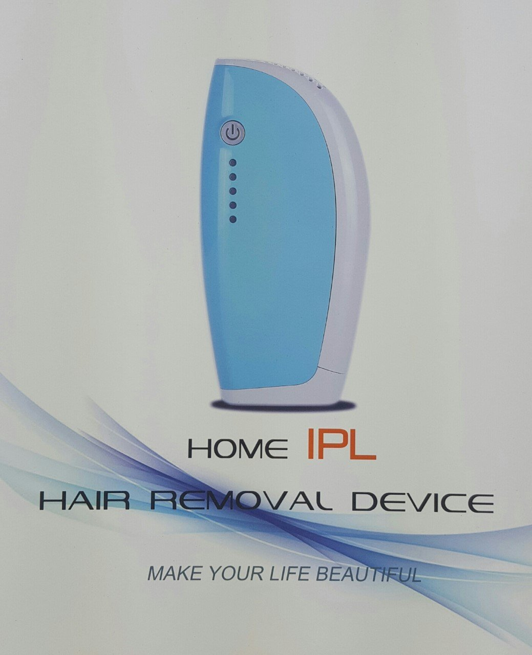 IPL Permanent Hair Removal Device