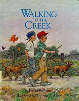book cover of Walking to the Creek