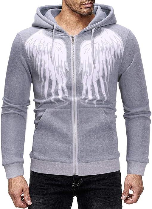 Clearance Sale [M 2XL] ODRD Hoodie Männer Sweatshirt Herren