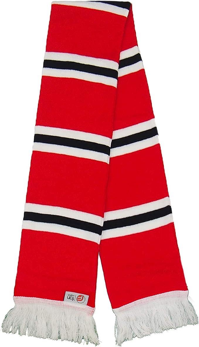 fanoriginals Con los colores oficiales del West Ham United Bufanda estilo retro