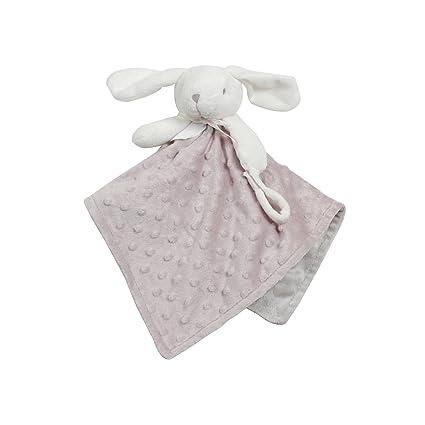 guisantes Doudou oso bebé Rey 3D con conejo chupete - Camel ...