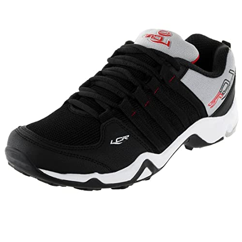 caccc2aa31f Lancer Men s Mesh Sports Running Walking Training and Gym Shoes  Buy ...