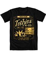 DOTA Parody Techies Men's T-Shirt