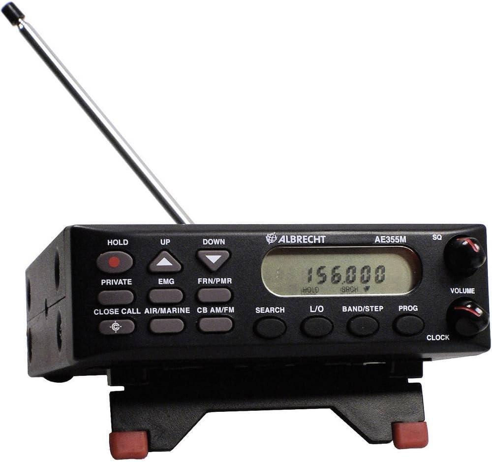 ALBRECHT AE355 M - Escáner de radiofrecuencia