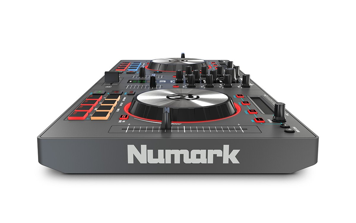 Numark Mixtrack 3 | All-in-one Controller Solution with Virtual DJ LE  Software Download