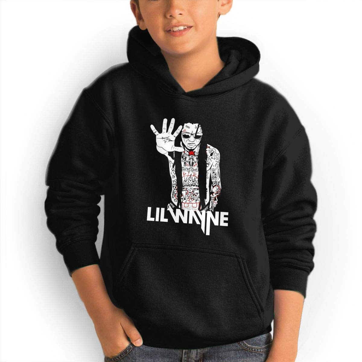 Teen S Lil Wayne Hooded Cool Aesthetic Pullover For Girls Ts
