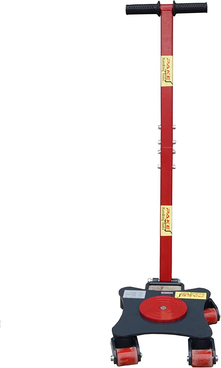 Pake Handling Tools Rotating Machine Dolly - Multi-Direction 360° Rotation Moving Dolly 2200lbs Capacity