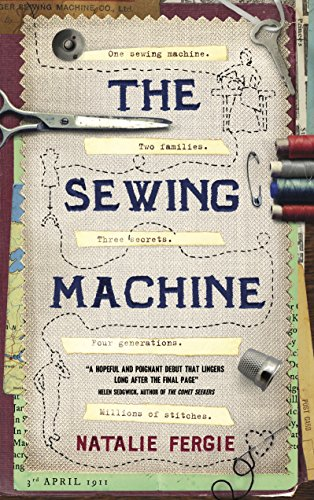 The Sewing Machine cover