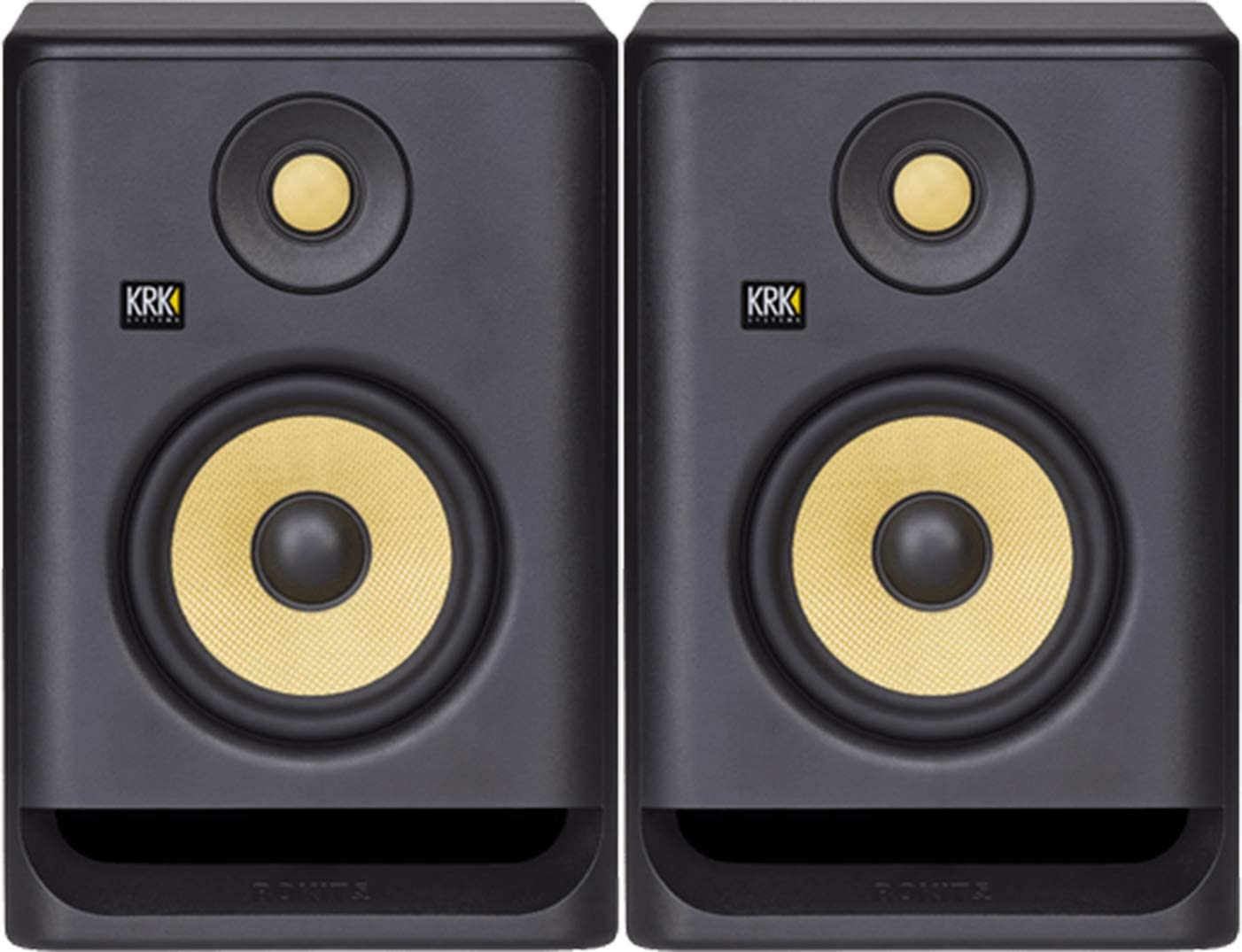 KRK Rokit Studio Monitor Lautsprecher, 2 Stück Rokit 5 G4: Amazon.de: MP3 &  Hifi