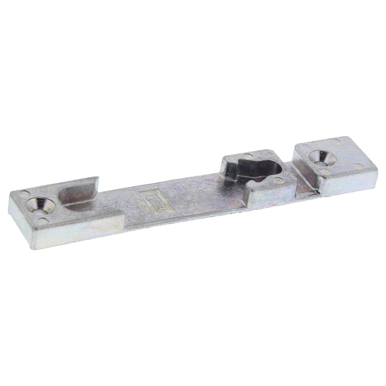 Fenster-bayram /à bascule Loquet 12/mm N /° 520//également 0520/Argent plaque schlies universelle acier galvanis/é pour r/éparations