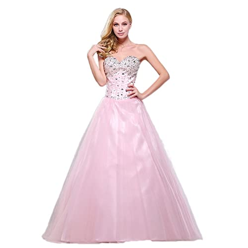 Efashion Women's Prom Ball Gown Quinceanera Dress H3519