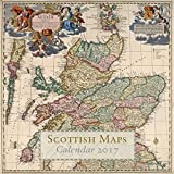 img - for Scottish Maps Calendar 2017 book / textbook / text book