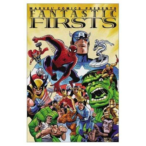 marvel fantastic firsts - 2
