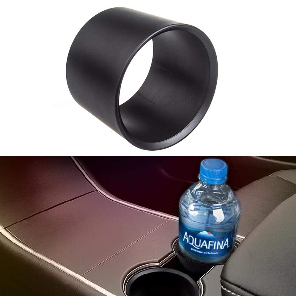 Tesla Model 3 Cup Holder Insert Expander Adapter Cup Can Drink Bottle Holders Fit Most Of Bottles