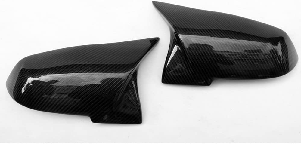 M3 style carbon fiber replacement part mirror cover for BMW 1 2 3 4 X 1 series F20 F22 F23 F87 F30 F32 F33 F36 E84