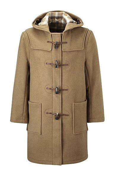 Original Montgomery Mens Duffle Coat -- Toggle Coat at Amazon ...