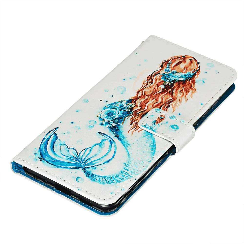 Positive Cover Compatible with Samsung Galaxy S20 Plus flower2 PU Leather Wallet Flip Case for Samsung Galaxy S20 Plus
