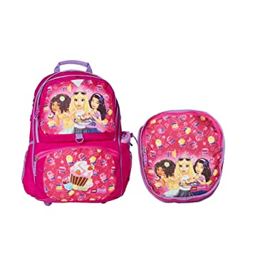 Amazon.com | Lego School Double Backpack FNinjago Cole Core Line | Kids Backpacks